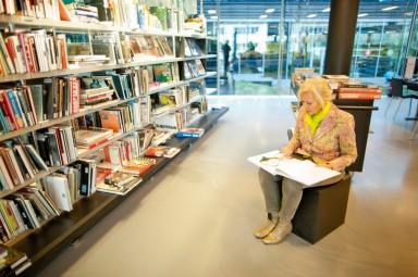 Inloopspreekuren in de Hoofdbibliotheek