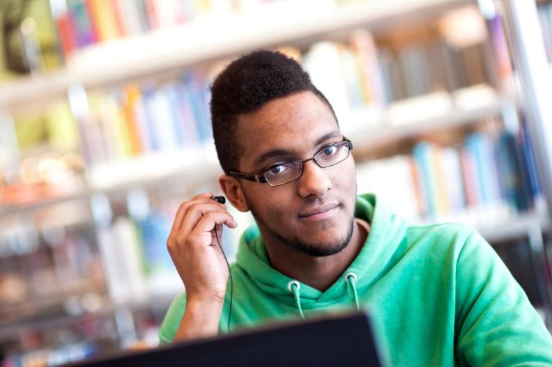Studeren en werken in bibliotheek Zeeuws-Vlaanderen