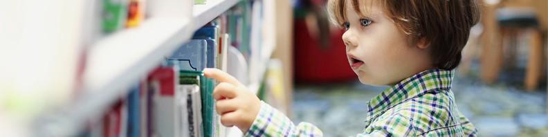Naar De Bibliotheek op School