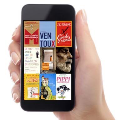 apps van de bibliotheek