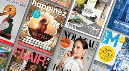 Tijdschriften app