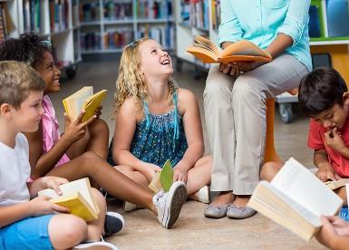 Vrijwilligerswerk in De Bibliotheek