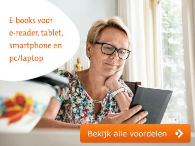 Wist je dat je ook e-books kunt lenen met je biebpas?