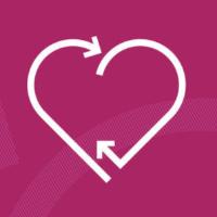 Icoon dat doorverwijst naar meer informatie over donorregistratie