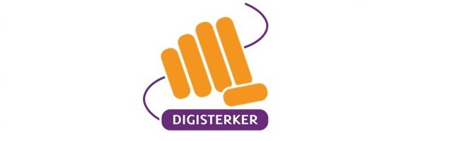 Logo 'Digisterker'